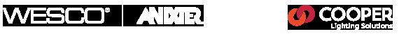 WESCO   Anixter - Cooper Lighting Solutions
