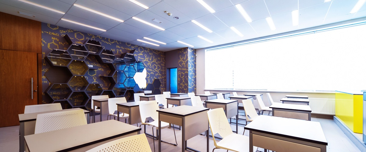 How LED Lighting in Schools Improves More Than the Bottom Line